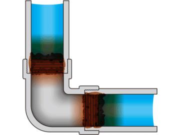 給水管更生工事の画像