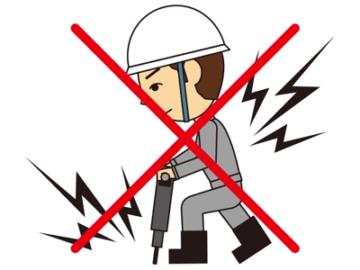 パイプル 給水管や排水管の改修工事で、工事騒音やほこりの発生を最小限に抑える技術です。の画像