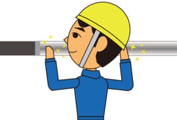 一階床下トンネル工事(モグラ工法) 床下の配管改修なのに一階のお部屋でも普段通り生活できます。の画像