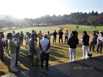 千葉県 タイコー杯 ゴルフコンペ