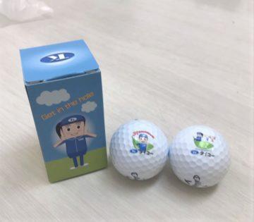 オリジナルゴルフボール タイコー 千葉