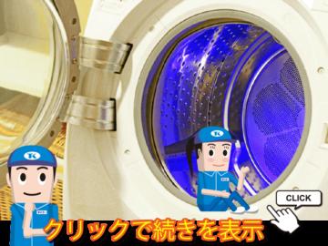 洗濯物につく黒いカスの正体は洗濯槽のカビ!汚れを退治する掃除法・予防術の画像