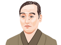 福沢諭吉のイラスト
