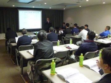 タイコー安全・施工協力会/第1回 安全講習会 開催報告の画像